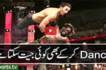 R-Truth vs Fandango: Raw, May 9, 2016