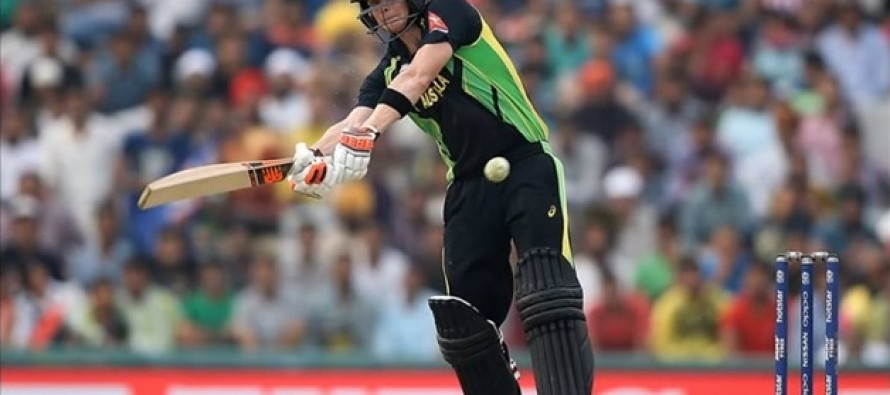 Smith opens up about his astonishing flick against Wahab Riaz