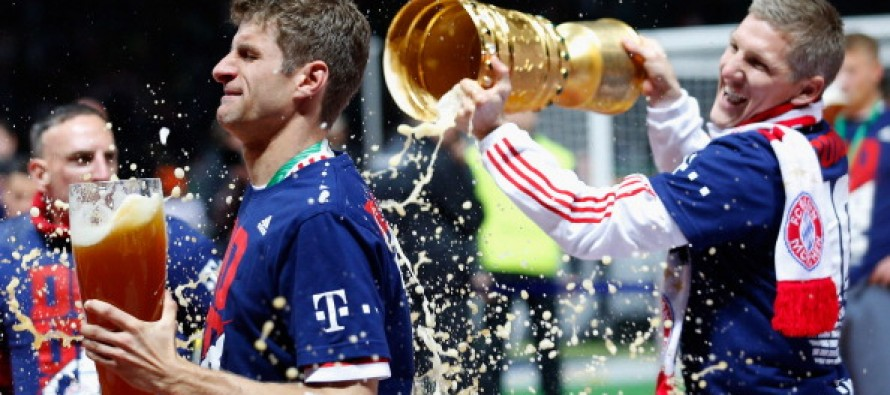 Champions Bayern only set to get stronger