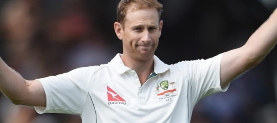 Australia's Voges out of hospital after freak accident