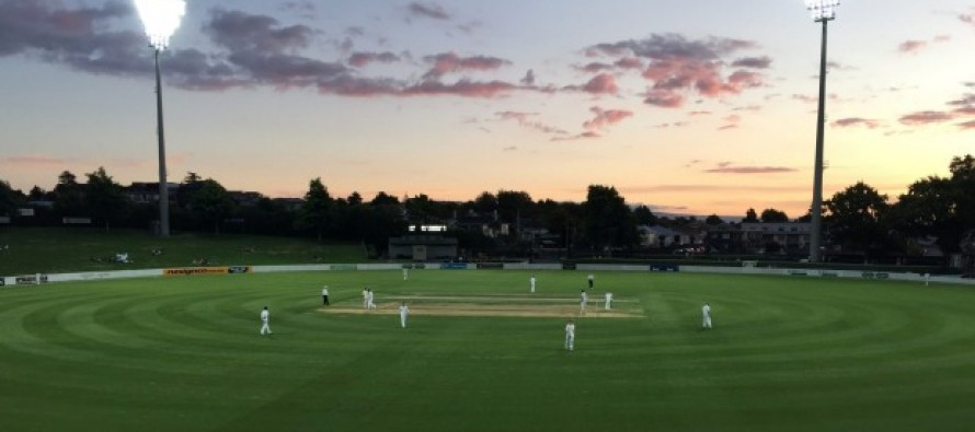 Black Caps plan day-night Test against England
