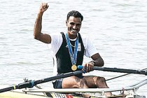 From waterless village to rowing in Rio