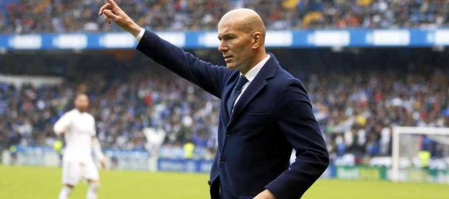Zidane wants Real Madrid to match Atletico's intensity