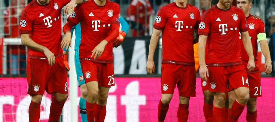 Bayern keen to dispel Champions League gloom with league title