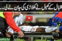 Cameroon footballer dies after collapsing on pitch