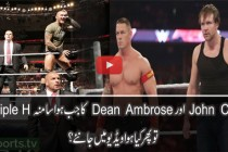 John Cena and Dean Ambrose get some Night of Champions payback: Raw