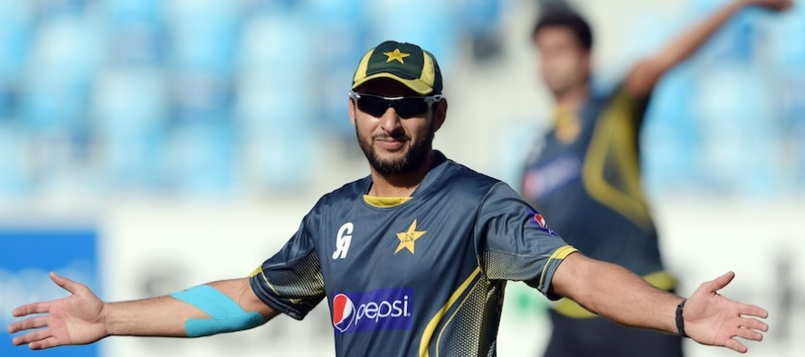 I'll be available for England tour if required says Shahid Afridi