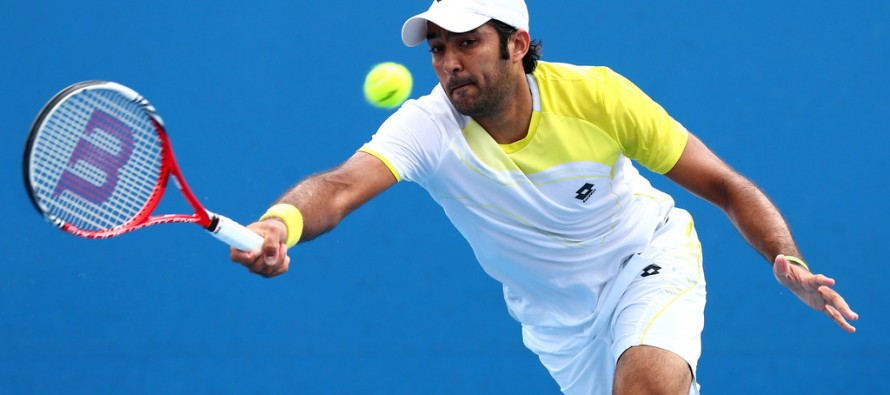 Aisam-ul-Haq through to second round of French Open