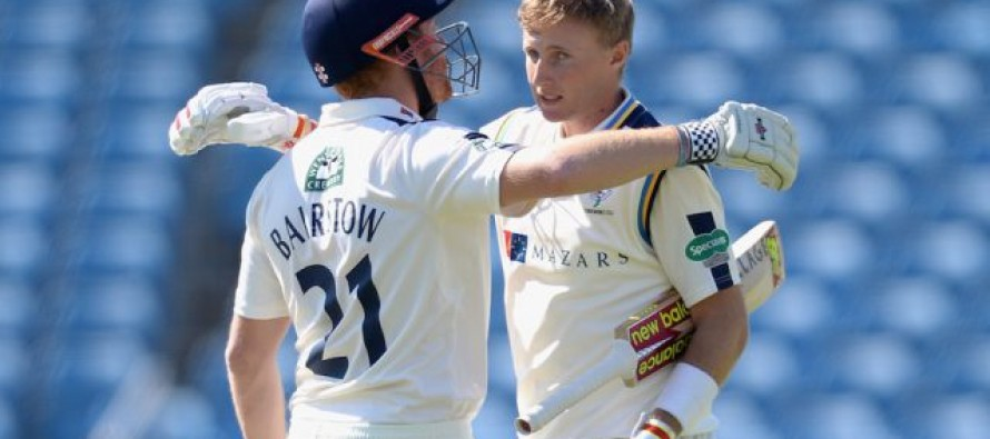 Cricket: Records tumble as Root and Bairstow run riot