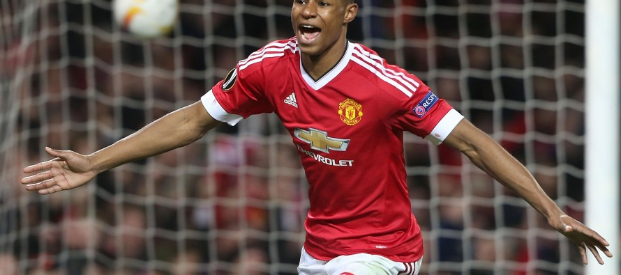 Rashford reminds me of myself says Ronaldo