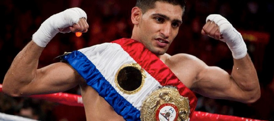 Khan would join British greats with Alvarez win – Hatton