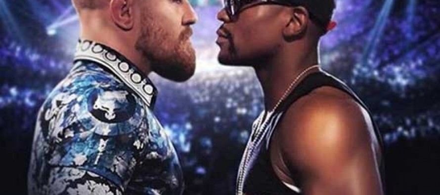 Mayweather says McGregor fight 'possible'