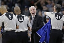 League admit ref errors in Spurs-Thunder thriller