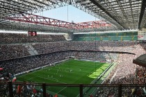 Milan readies for glitzy, all-Spanish Champions League final