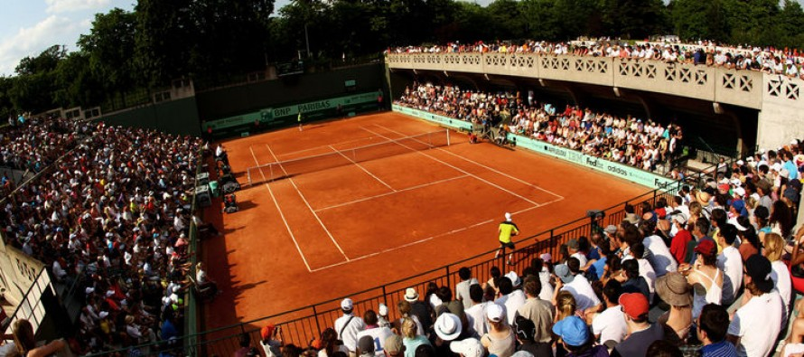 Forget targets growth at French Open, on and off court
