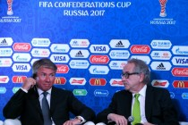 Russia says 'not late' in 2018 World Cup work