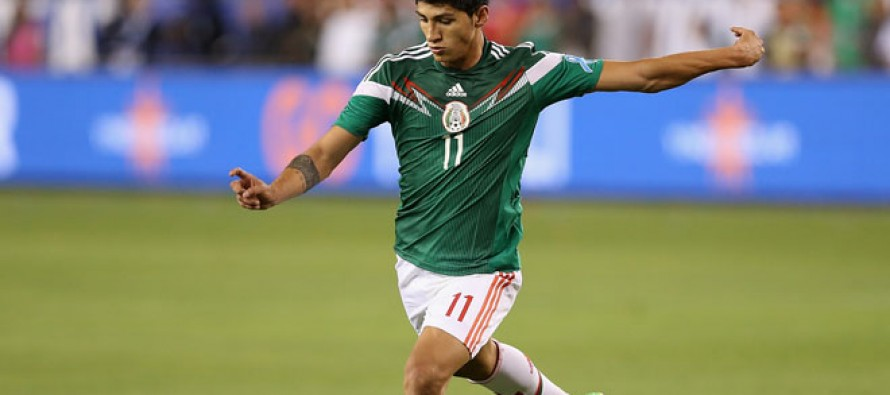 Mexican police rescue kidnapped footballer Alan Pulido