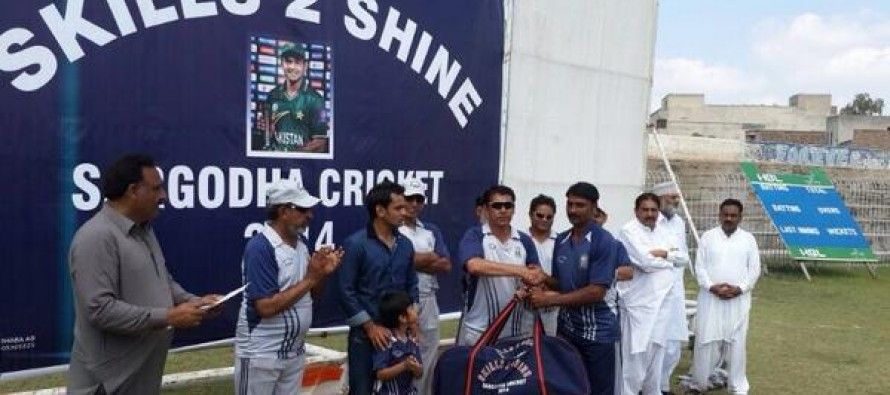Muhammad Hafeez launches 'Skills to Shine' program for under-15 cricketers