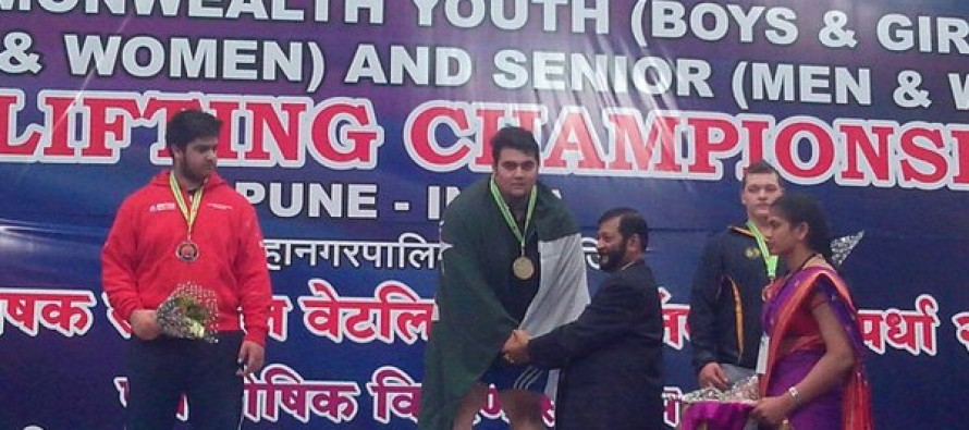 Pakistan's young weightlifter stands a bright chance for 'Rio Olympics'