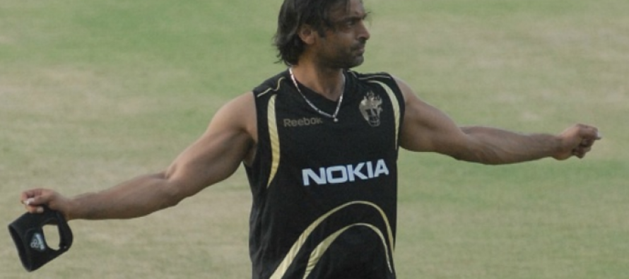 """""""Sad to see Pak players are not able to showcase their talent (in IPL)"""", tweets Akhtar"""