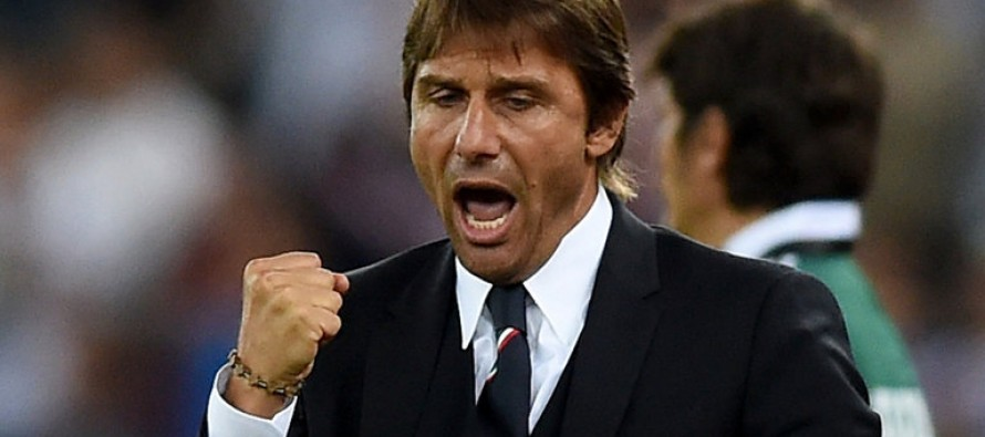 End of 'nightmare' for future Chelsea manager Conte