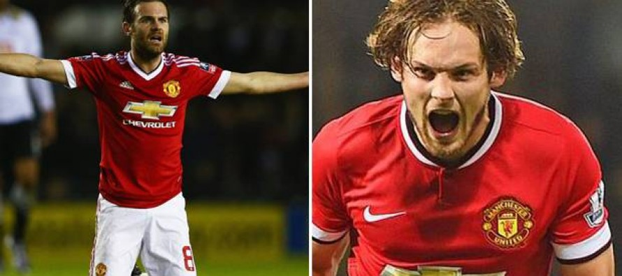 Mourinho's first casualties: Mata and Blind