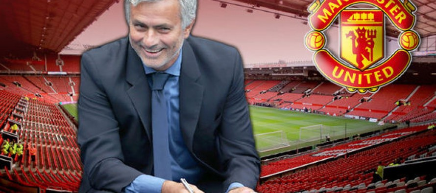 Mourinho set to fulfil United dream after van Gaal exit