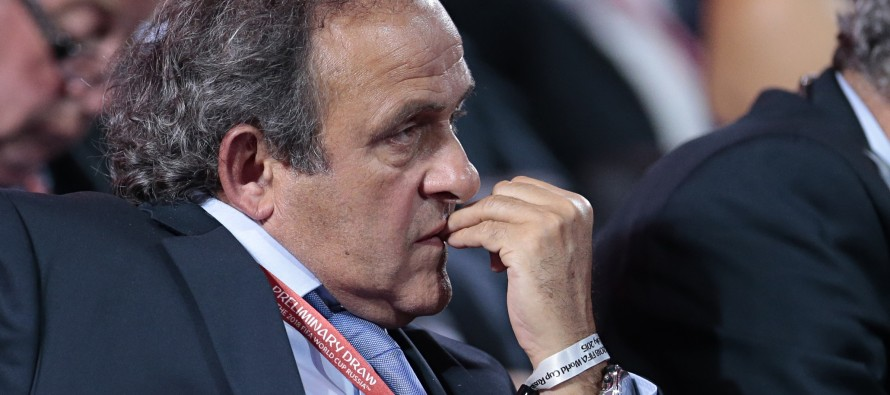 Platini loses appeal, will quit UEFA presidency