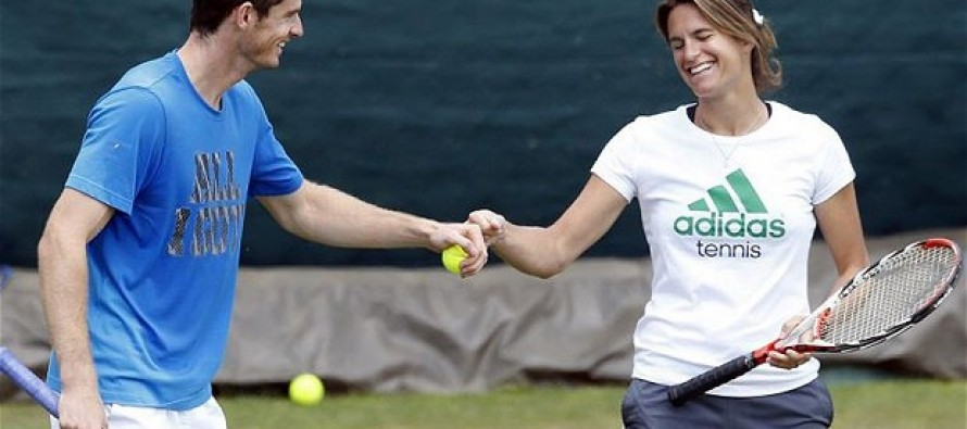 Mauresmo and Murray announce coaching split