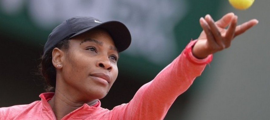 Serena targets Steffi in French Open