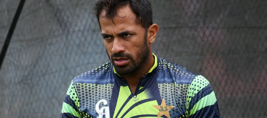 Wahab believes his county stint can give him confidence