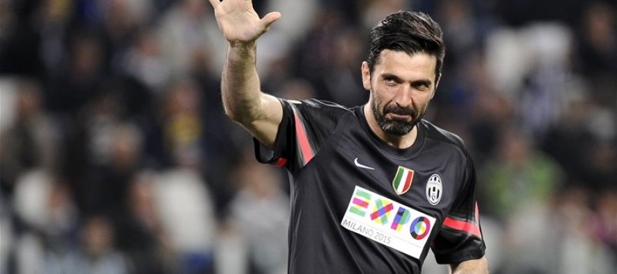 Buffon eyes 10th Serie A title after the new contract with Juventus