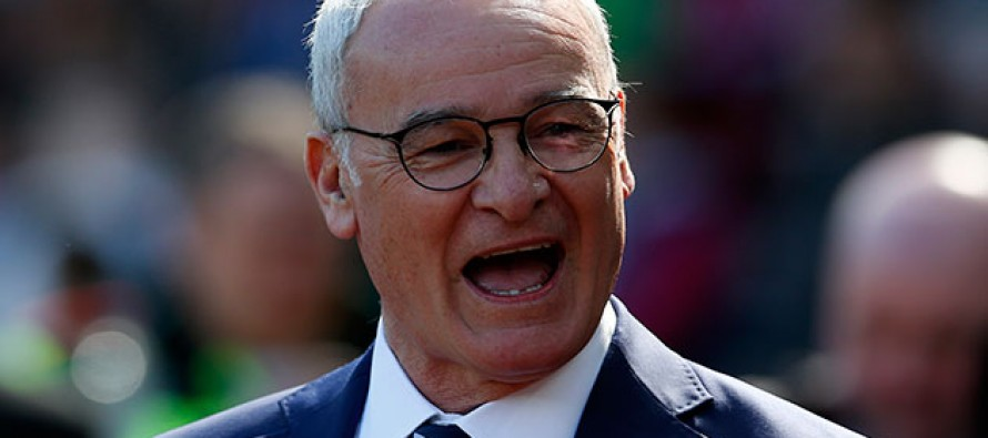 Ranieri 'love' for Italy job on hold as Foxes target Europe