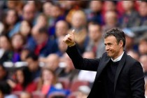 Barca title will be deserved – Luis Enrique