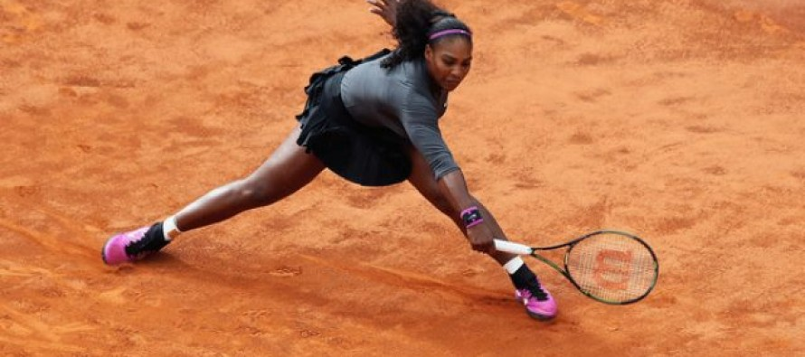 Serena supreme at French Open