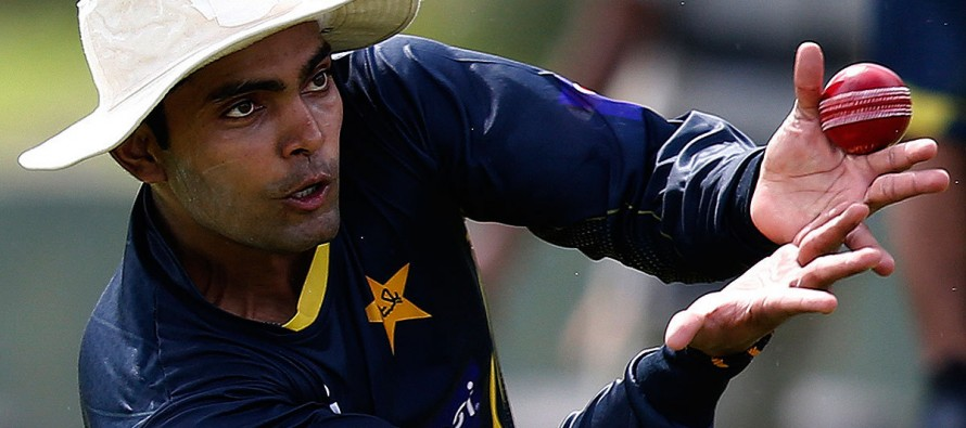 Initial report suggests Akmal as the least fit, while Shan as the fittest player