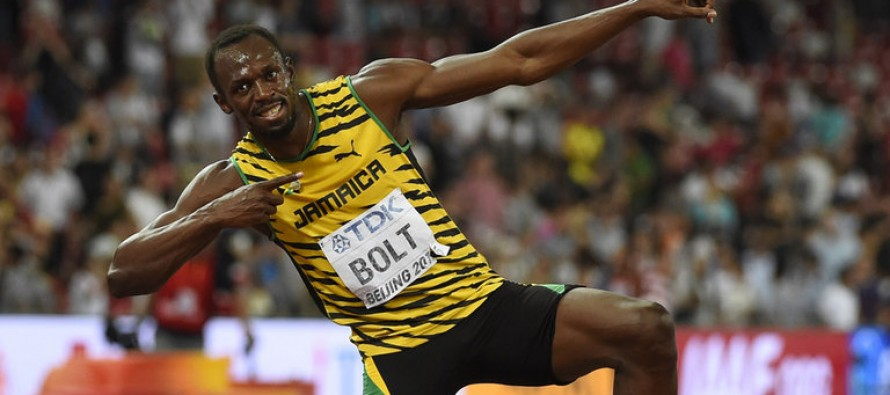 Bolt ready for 2016 debut