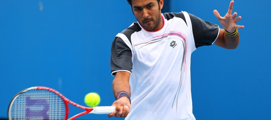 Aisam-ul-Haq-Pakistan's only hope at French Open