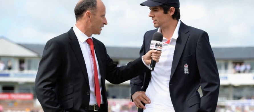 Hussain backs Cook to keep breaking records