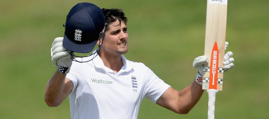 Alastair Cook is on the brink to break Sachin's record