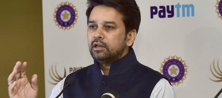 New India boss, Anurag Thakur says 'not running away' from reforms