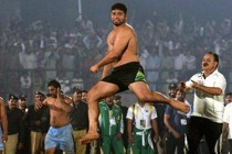 Pakistan thrash India to lift Asian Kabaddi Cup title