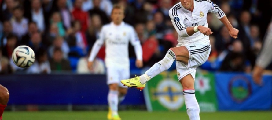 Bale finally at home with Real stardom