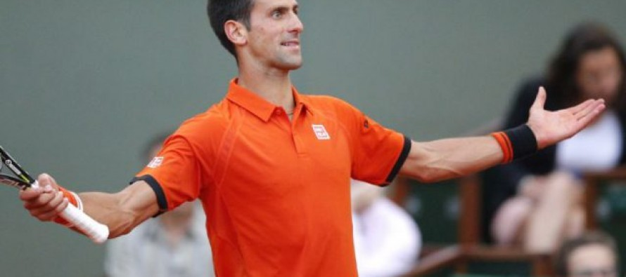 Djokovic wary of 'shark' attack at French Open