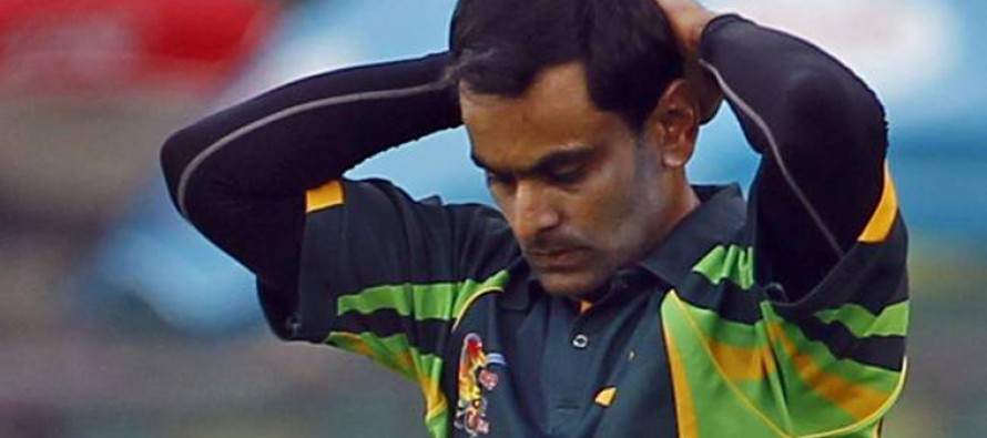 PCB issues show cause notice to Hafeez for his tweets regarding degree