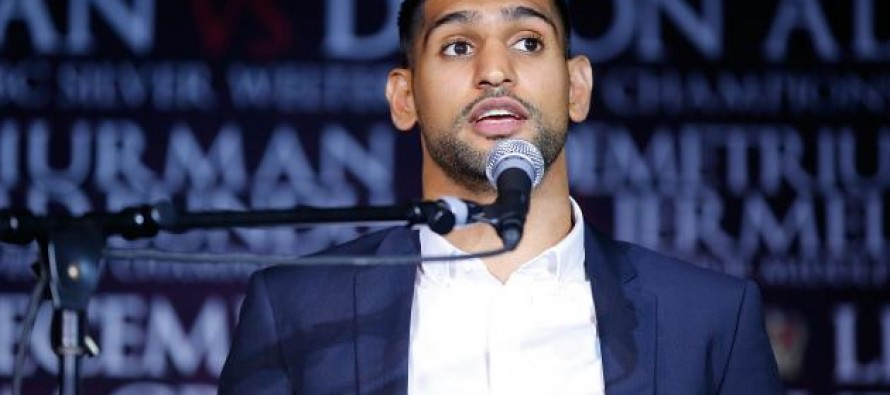 Amir Khan steps up to help people of Thar