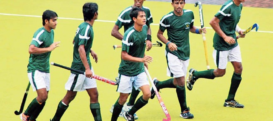 Pakistan junior hockey team to play tournament in Germany