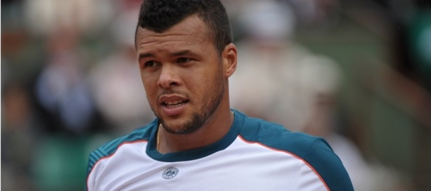 Seeds progress in Rome as injured Tsonga pulls out