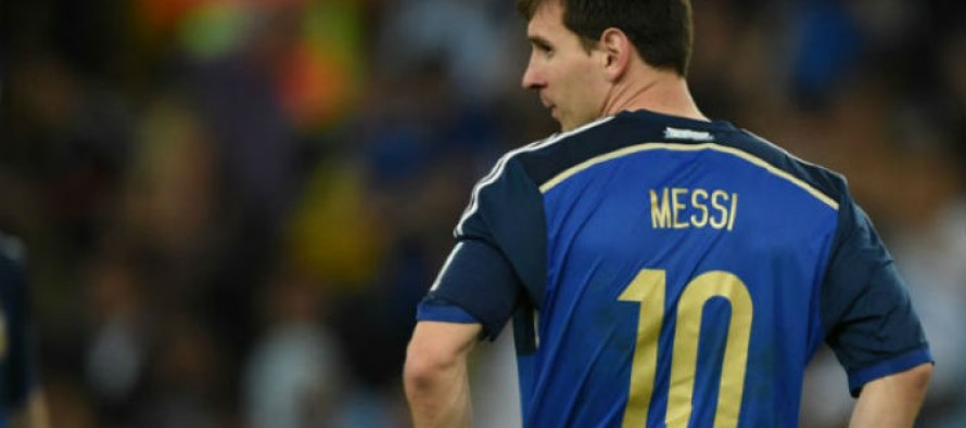 Time is now for weary Messi and Argentina