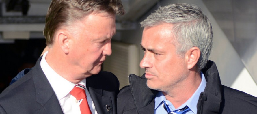 They think it's Gaal over – Mourinho waits in wings